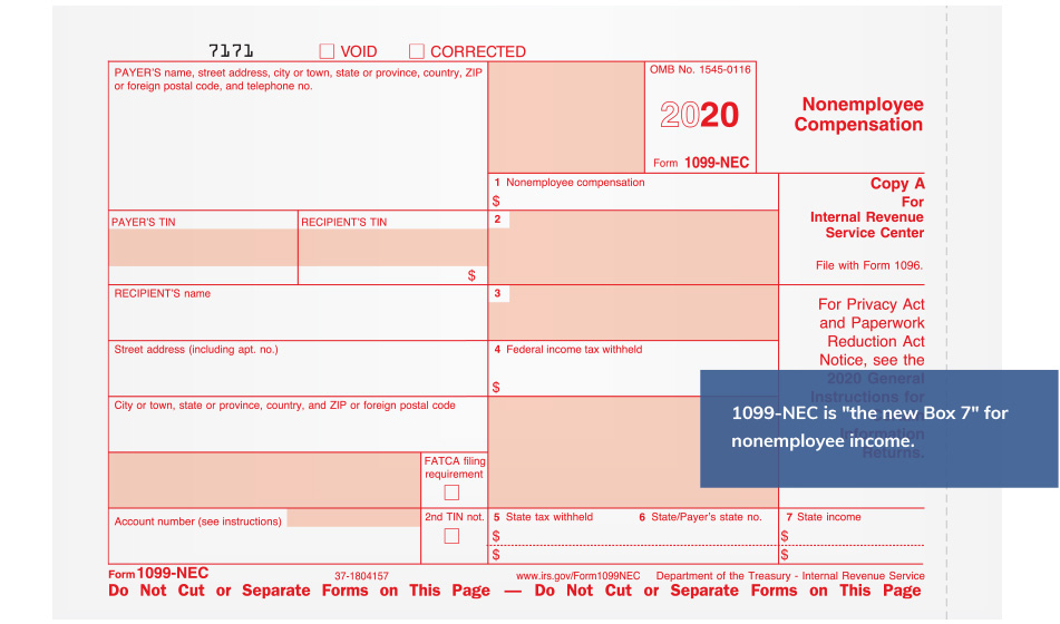 1099-NEC Example
